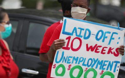 US Unemployment Catastrophe