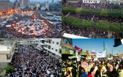 Remembering the Arab Spring… or Arabic as the Language of 21st Century Revolution