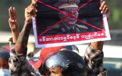 Burma/Myanmar 2021: a new phase in a long struggle for freedom