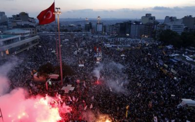 From Black Lives Matter to Gezi and Rojava