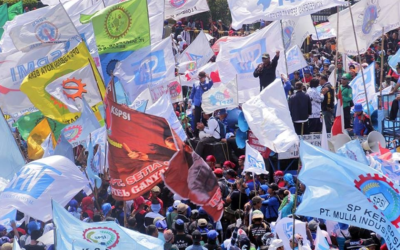 Indonesia: Mass Strikes Show Intersection of Class, Gender, and Ecology