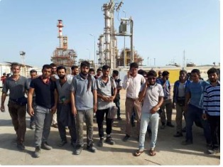 Iran: Workers unite in huge protest