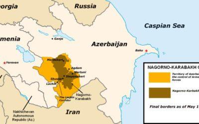 [Discussion Article] Against War in Արցախ | Qarabağ (Nagorno-Karabakh)