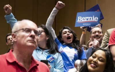 "They Shook the Walls of Their ""Betters"": A Report on the Sanders Campaign"