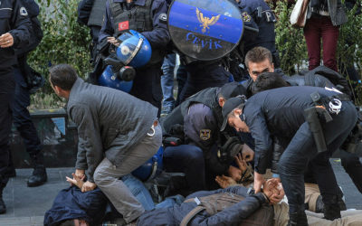 The Raids Against the Opposition in Turkey Show Erdogan's Weakness