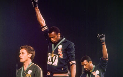 Tommie Smith Interview Recalls 1968 Olympic Protest