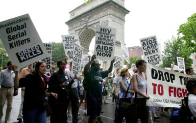 Activism Made AIDS Treatment More Accessible — That's What It'll Take for COVID