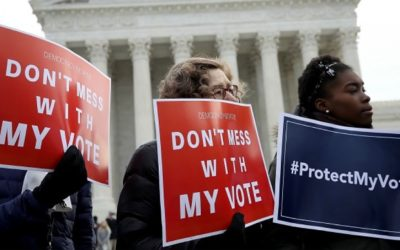 The Attack on Voting Rights – a Test for Everyone on the Left